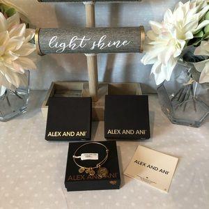 Alex and Ani claddagh ring Bracelet